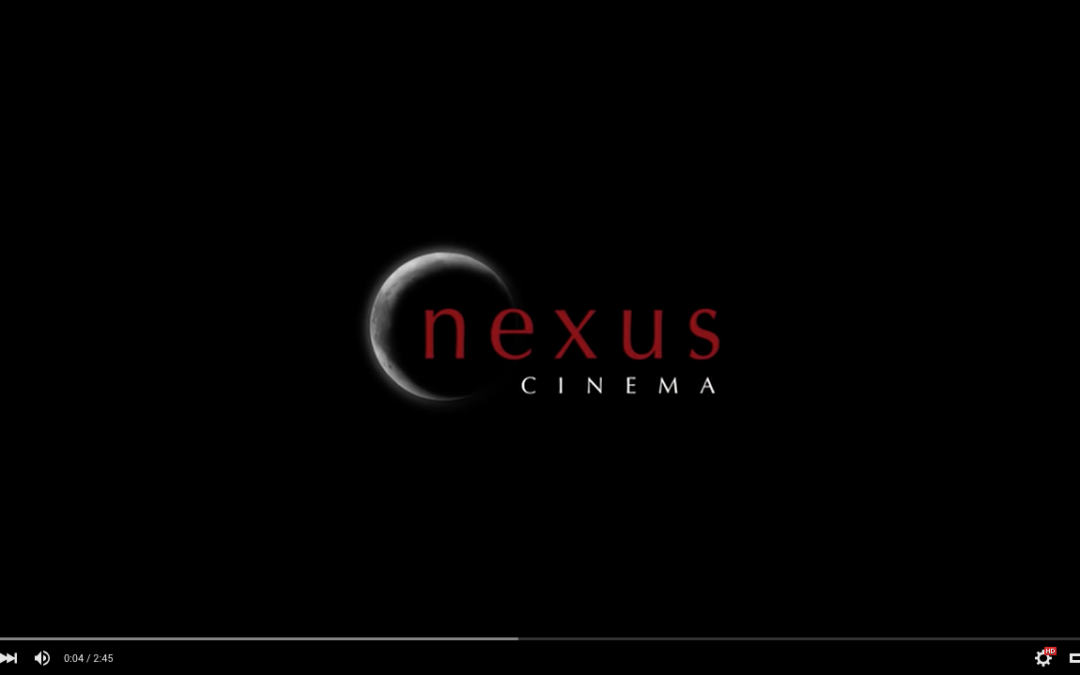 Welcome to the new Nexus Cinema website.